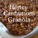 Honey-Cardamom-Granola